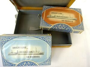 Vintage Unused & Sealed Playing Cards / Orient Shipping Line S.S. Orcades