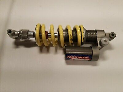 NOS Noleen 250 rear shock spring NB2-175 NEW