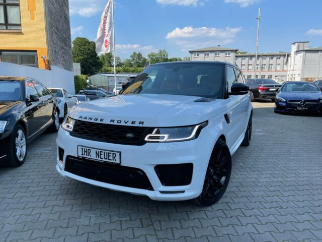 Land Rover Range Rover Sport HSE Dynamic Panorama*7-Sitzer