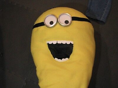 Despicable Me Minion (Dave) Costume, One of a kind, Made by hand, EUC - Dave Minion Costume