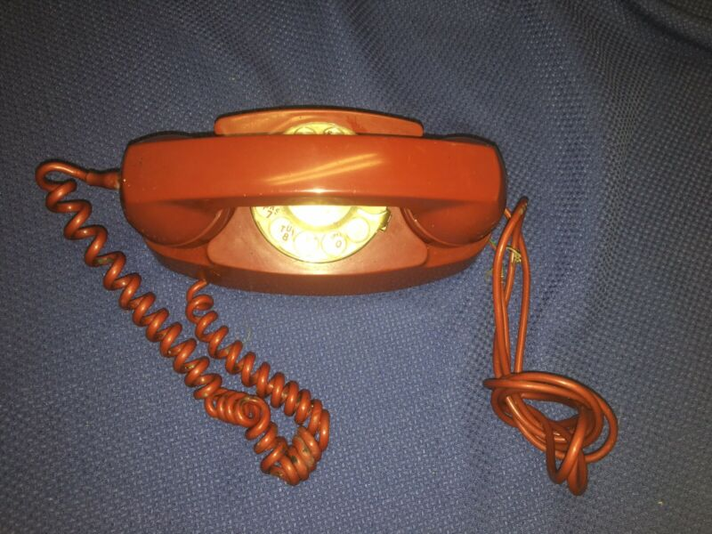 Bell System Rotary Princess Phone