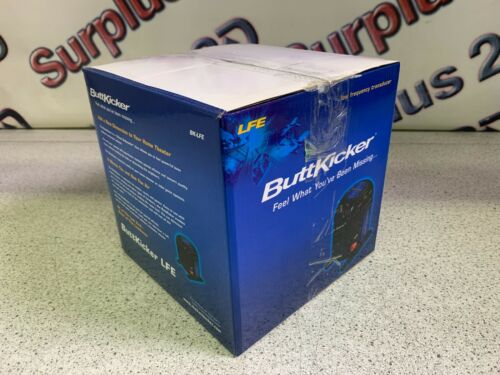 Buttkicker LFE  BK-LFE Low Frequency Effect Transducer for Home Theaters