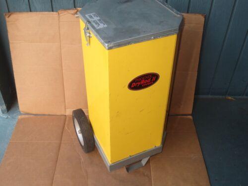 Phoenix Dryrod II Type 5 Portable Electrode Oven on Wheels 50 Lb Capacity