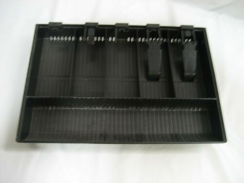 LAST ONE Used Sparco Cash/Coin Drawer insert, 5 Bill & 5 adjustable coin bins