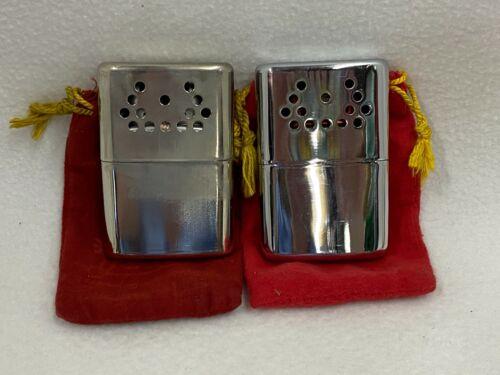 Vintage Orbex Jon-E Hand Warmer Warmers Lot of 2 Untested