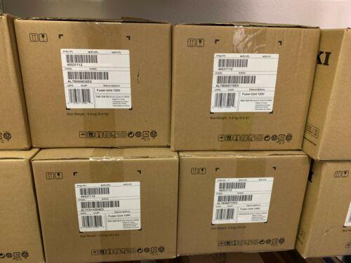 OKI DATA 45531112 C900 FUSER SERIES 120V FOR C911 C931 C941 NEW OEM
