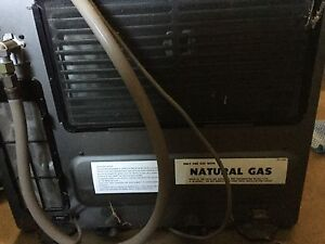 Gas heater Middle Ridge Toowoomba City Preview