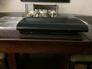 PlayStation 3 Slim & Games