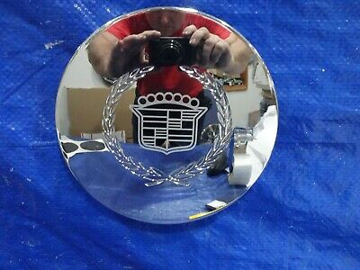 1996-2006 CADILLAC ELDORADO DEVILLE 6.5 inch CHROME Wheel Hub Center Cap