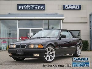 1999 BMW 318i Convertible  Automatic/Heated Seats