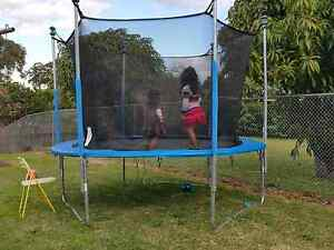 10 ft trampoline for sale Gladesville Ryde Area Preview