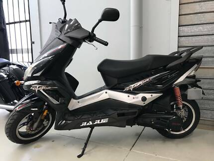 2015 JIAJUE MATADOR MOPED #204620 Caboolture Caboolture Area Preview