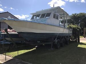 Fibreglass chime boat Medowie Port Stephens Area Preview