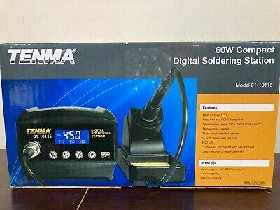 Tenma 60w Compact Digital Soldering Station - 21-10115