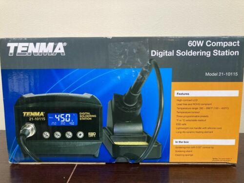 Tenma 60W Compact Digital Soldering Station - # 21-10115