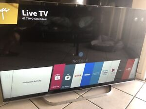 Big LG smart tv | TVs | Gumtree Australia Gold Coast City - Arundel