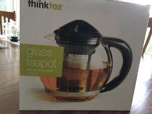 Think Tea Teapot