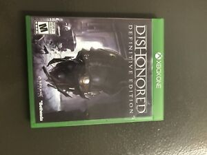 Skyrim and dishonoured definitive edition
