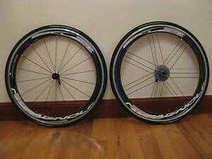 Campagnolo Bullet 50 - Alu/Carbon Road Bike Wheels Athelstone Campbelltown Area Preview