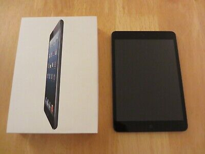 Apple iPad mini 1st Generation 16GB, Wi-Fi Black Original Owner Reset & Restored