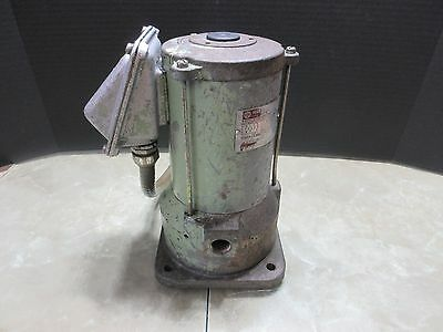 Ikegai Ft25u Cnc Lathe Hitachi Coolant Pump Cp-s182 3 Phase Motor