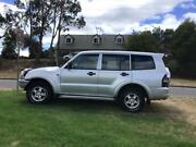 2001 Mitsubishi Pajero SUV Blackstone Heights Meander Valley Preview