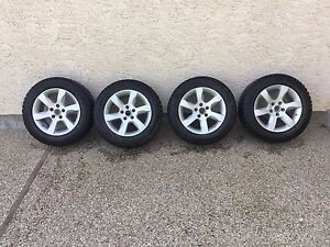 Nissan Altima Factory Wheels and winter tires