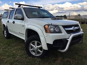 2010 Holden Colorado LX-R 4x4 Dualcab Ute.Turbo Diesel.Canopy Inverell Inverell Area Preview