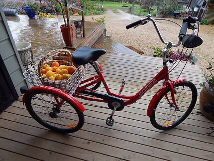 Immaculate Mint Condition Red Gomier brand Adult Trike Adelaide Region Preview
