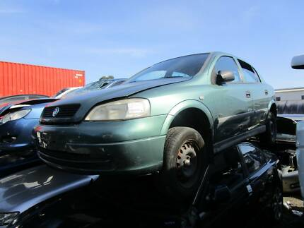 HOLDEN ASTRA 1999 NOW WRECKING DISMANTLING AT ALL PARTS AUTO Smithfield Parramatta Area Preview