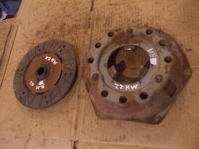 Massey Harris 22 Tractor Mh Engine Motor Clutch Pressure Plate 22