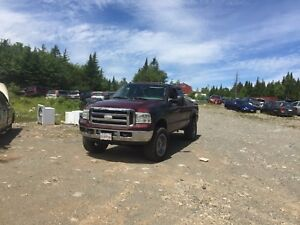 2006 ford f250 6 speed powerstroke