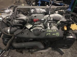 Subaru Impreza WRX 02/03 Engine with turbo available