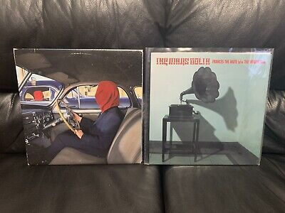 The Mars Volta Vinyl- Frances The Mute Marble Green Near Mint Nm Both In Picture