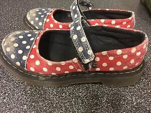 Doc Marten Mary Janes. Girls