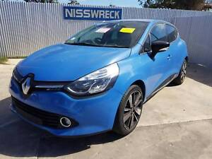 WRECKING 2016 RENAULT CLIO ALL PARTS STOCK NO: N0039 Wingfield Port Adelaide Area Preview