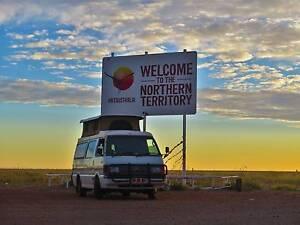 Long Campervan with pop-top and big fridge Melbourne CBD Melbourne City Preview