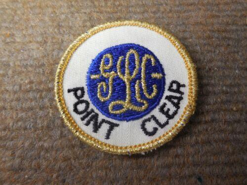 Vintage Lakewood Golf Club / Point Clear Alabama Cloth Patch