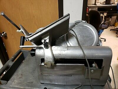 Hobart 1712 12 Automatic Meat Slicer Works Great And Clean. 19525
