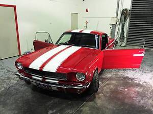 1965 Ford Mustang Coupe Lilydale Yarra Ranges Preview