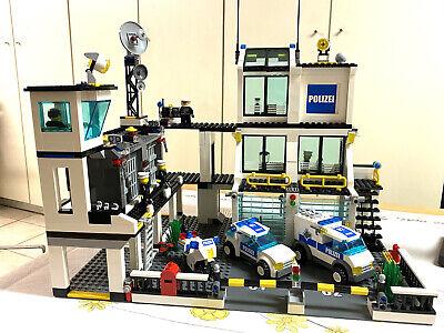 LEGO City 7744 Stazione Di Polizia