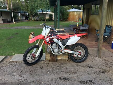 Wanted: Cr250 06