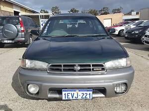 1997 Subaru Outback Wagon Auto 2.5L (Drives well) Wangara Wanneroo Area Preview