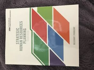 Strategic Human Resources Planning Seventh Edition