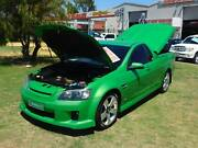 2007 Holden Commodore ** MANUAL SS-V LOW KLMS ** 1 YEAR WARRANTY! Rockingham Rockingham Area Preview