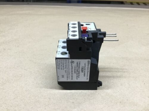 Advance 130291 Thermal Overload Relay - USED #18D55