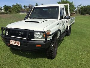 2008 Toyota LandCruiser Other Woodroffe Palmerston Area Preview