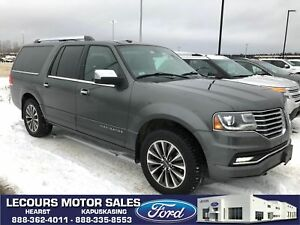 2015 Lincoln Navigator L ONLY 69,000KM!!, FULLY LOADED, ALL T...