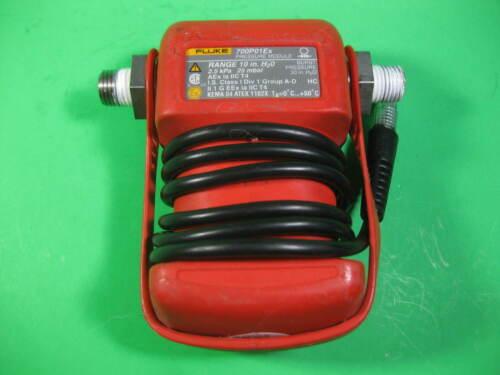 Fluke Pressure Module 10in H2O -- 700P01Ex -- Used