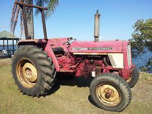 International Tractor 574 Ballina Area Preview